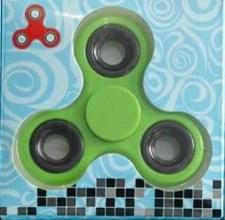 Fidget Spinner, Grön