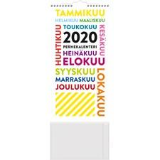 Perhekalenteri 2020 Burde TrendArt