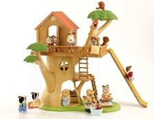 Treehouse, Sylvanian Families