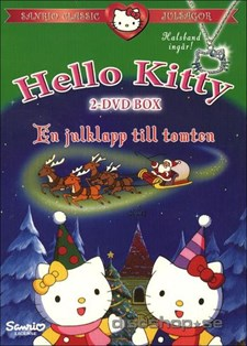 Hello Kitty - En julklapp till Tomten (2-disc)