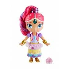 Wish & Twirl doll 24 cm, Shimmer, Shimmer & Shine
