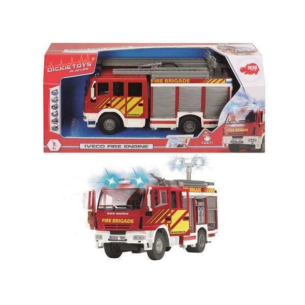 Brandbil med ljud och ljus 30cm  Dickie toys  Dickie Toys