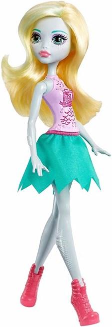 Doll, Lagoona Blue, Monster High