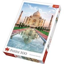 Taj Mahal Palapeli 500 palaa Trefl