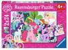 My Little Pony, Pussel 2x24 bitar, Ravensburger