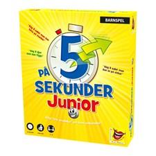 På 5 sekunder Junior, ALF (SE)