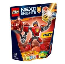 Taistelupukuinen Macy, Lego Nexo Knights (70363)