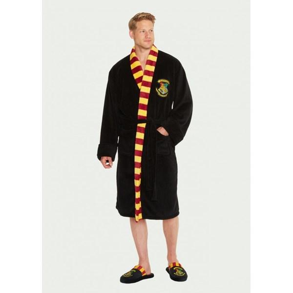 Harry Potter Morgonrock Hogwarts  Groovy UK - badrockar & morgonrockar