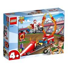 Duke Cabooms stuntshow, LEGO 4+ (10767)