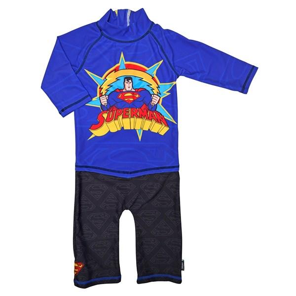 UV-dräkt Superman  Swimpy (98-104 cl) - badkläder & uv-kläder