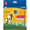 Färgpennor och pennvässare, Groove Slim, Lyra, 3,3 mm 24 Färger