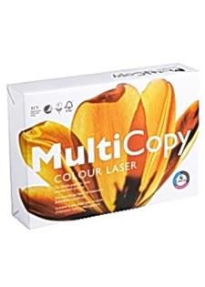 Kopiopaperi Multi Colo.Laser A4 120g, 500 kpl