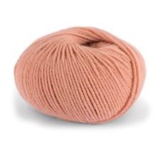 Dale Garn Pure Eco Wool Økologisk Ull Alpakka 50 g Lakserosa 1211