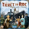 Ticket To Ride, Rails & Sails, seurapeli