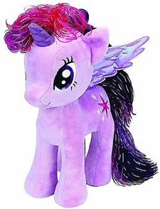 Twilight Sparkle, Kosedyr, 15 cm, My Little Pony