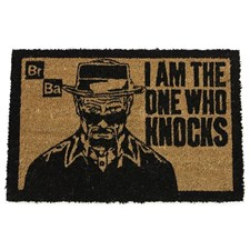Breaking Bad Ovimatto I Am The One Who Knocks