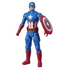 Avengers Titan Hero Figure Captain America Actionfigur