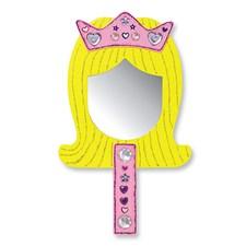 Dekorer ditt eget prinsessespeil, Melissa & Doug