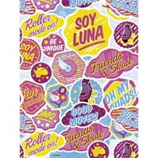 Disney Soy Luna Plastduk, 120 x 180 cm