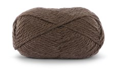 Knit At Home Nordic Wool Ullgarn 100 g Brun 707
