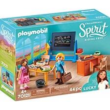 Fröken Flores klassrum, Playmobil (70121)