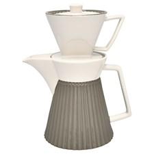 Greengate Alice Kaffekanna Med Filter Grå