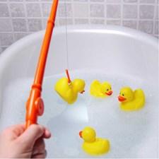 Hook A Duck Spel