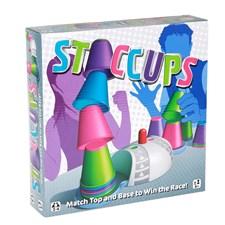 Staccups, spel (SE/FI)