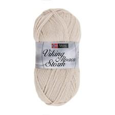 Alpaca Storm 50 g Sand 506 Viking Garn