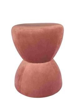 Day Home Sittpuff Bongo Höjd 52 cm Diameter 42 cm Rosa