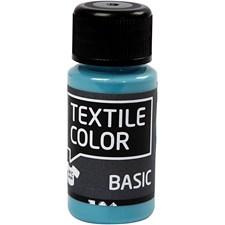 Textilfärg 50 ml Duvblå