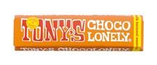 Tony´s Choklad Bar Ljus Caramel Seasalt 47 g