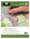 Konstblock A4 Transparent Papper 30 Ark Royal & Langnickel
