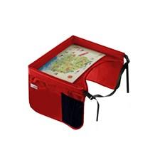 Ritbord för bilstol, Röd, Tuloko