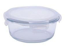 Matlåda I Glas 0.6 L Rund