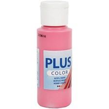 Plus Color-askartelumaali, 60 ml, fuchsia