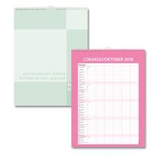 Perhekalenteri/Familjekalender 18/19 Kätevä/Praktisk, FSC Mix