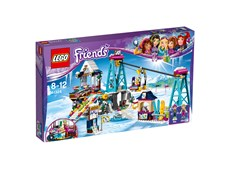 Vintersportstedets skiheis , LEGO Friends (41324)