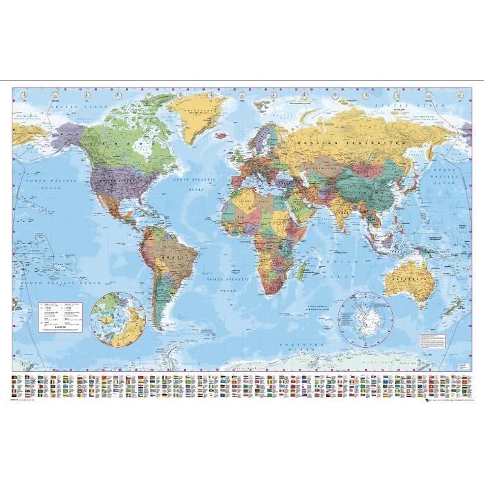 Striden om verdenskartet: Hvordan skal verden se ut?