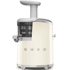 Smeg Slow Juicer SJF01CREU Cream