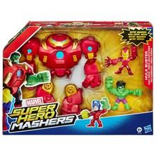 Super Hero Micro Mash Pack, Hulk Buster, Avengers