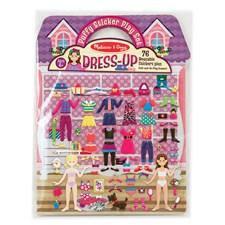 Dress-up, Puffy Stickers, Melissa & Doug