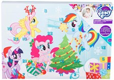 Adventtikalenteri Askartelu, My Little Pony