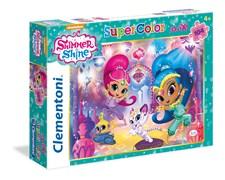 Pussel Maxi Shimmer & Shine, 104 bitar, Clementoni