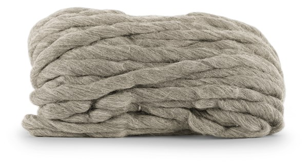 Knit At Home Chunky Wool Ullgarn 200 g Beige 936