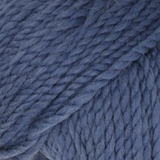 Drops Andes Uni Colour Lanka Villasekoitus 100g Denim Blue 6295
