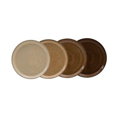 Denby Studio Craft Tallrik 21 cm 4-pack - tallrikar & skålar