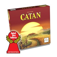 Settlers of Catan 2017, Sällskapsspel