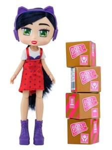 Riley docka, Boxy Girls