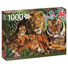 Wild life, Pussel 1000 bitar, Jumbo